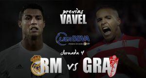 Real Madrid - Granada CF: luchar para ganar