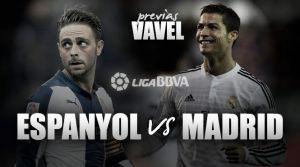 RCD Espanyol - Real Madrid: morir matando