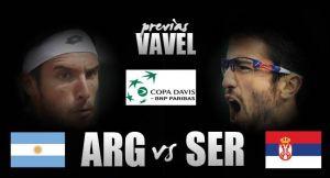 Argentina - Serbia: espíritu competitivo de dos potencias heridas