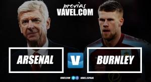 Previa Arsenal – Burnley: gracias y hasta siempre