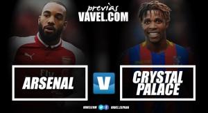 Previa Arsenal – Crystal Palace: águilas al acecho en un río revuelto