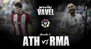 Athletic – Real Madrid: momento de reengancharse