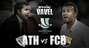 Athletic - Barcelona: comienza el espectáculo con un 'remake'