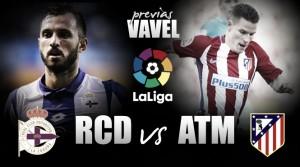 Previa Deportivo - Atlético: un estreno de los complicados
