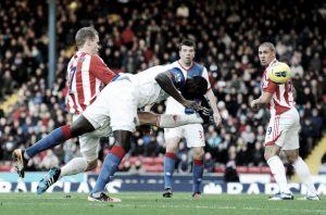 Resultado Blackburn Rovers vs Stoke City en vivo (4-1)