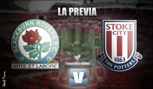 Blackburn Rovers - Stoke City: pasado contra presente