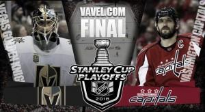 Previa Washington Capitals - Vegas Golden Knights: épica final entre equipos que buscarán estrenar palmares
