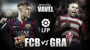 FC Barcelona - Granada CF: distintos y necesitados