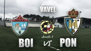 CD Boiro - SD Ponferradina: mismos puntos, distintos objetivos