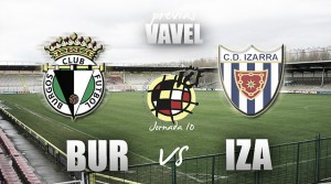 Previa. Burgos CF - CD Izarra: papeles cambiados