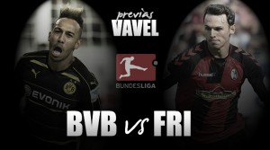 Previa Borussia Dortmund - SC Friburgo: Ganar para mandar un mensaje
