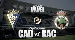Cádiz CF - Racing de Santander: un duelo de otra época