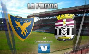 UCAM CF - FC Cartagena: los derbis se juegan en La Condomina