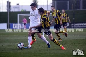 Real Madrid Castilla - Barakaldo: lucha por el liderato