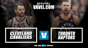 Previa Cleveland Cavaliers - Toronto Raptors: duelo en la cumbre del Este