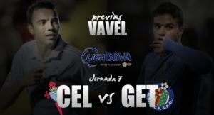 Celta de Vigo - Getafe CF: terciopelo azul