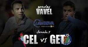 Celta de Vigo - Getafe: ganar para hacer historia