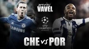 Chelsea - Oporto: evitar la debacle
