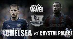 Chelsea - Crystal Palace: retrasando el alirón