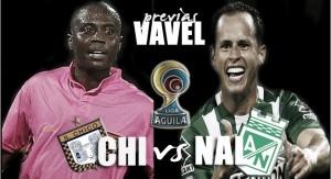 Boyacá Chicó - Atlético Nacional: Los 'verdolagas' quieren poner en 'jaque' al 'ajedrezado'