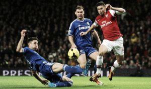 Chelsea - Arsenal: duelo con más de tres puntos en juego