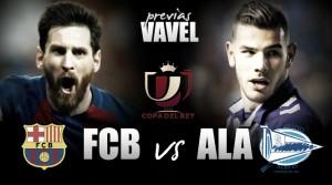 Previa FC Barcelona – Deportivo Alavés: la corona aguarda al rey