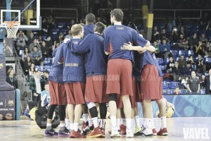 CSKA Moscú - FC Barcelona Lassa: posible final anticipada