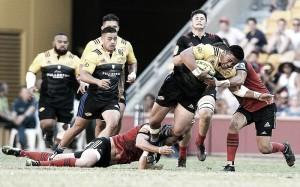 Hurricanes-Crusaders, el cruce estelar de la cuarta fecha del Super Rugby