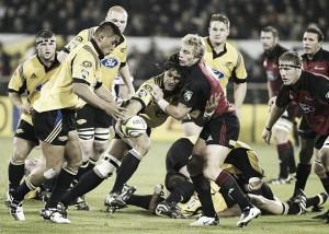 Crusaders-Hurricanes, la obra principal en la décima quinta semana del Super Rugby