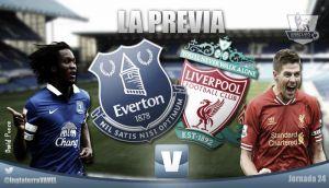 Everton - Liverpool: un partido que lo vale todo