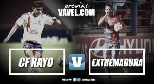 Previa Rayo Majadahonda - UD Extremadura: duelo de recién ascendidos