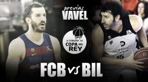 FC Barcelona Lassa - Dominion Bilbao Basket: primer paso copero