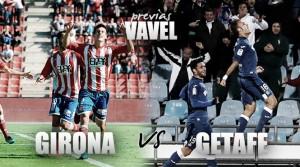 Previa Girona - Getafe: el ascenso pasa por Montilivi