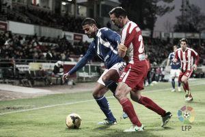 Girona - Tenerife: a por la primera victoria blanquiazul