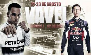 Descubre el Gran Premio de Bélgica de Fórmula 1 2015