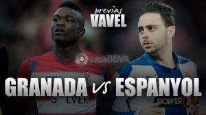 Granada – Espanyol: match-ball para seguir en la lucha europea
