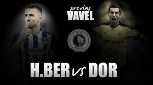 Previa Hertha de Berlín - Borussia Dortmund: solo nos quedará Berlín