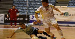 Jaén Paraíso Interior - Santiago Futsal: los gallegos buscan su cuarta victoria consecutiva en Liga