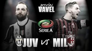 Previa Juventus - AC Milan: sed de revancha