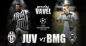 Juventus - Mönchengladbach: confirmar el cambio de rumbo