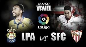 Previa Las Palmas - Sevilla: amantes del buen fútbol