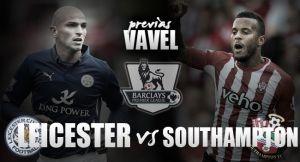 Leicester City - Southampton: castigo o premio