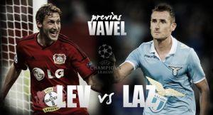 Bayer Leverkusen - Lazio: la batalla se decide en tierras germanas