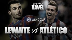 Levante - Atlético: a por la consecución de objetivos opuestos