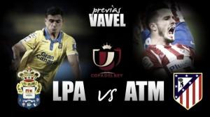 Previa Las Palmas - Atlético de Madrid: la Copa, otro motivo para creer