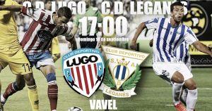 Lugo - Leganés: nueva prueba para medir fuerzas