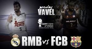 Real Madrid - FB Barcelona Lassa: clásico con aroma de final