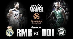 Previa Real Madrid - Darussafaka: Vuelta al trabajo