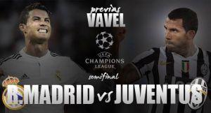 Real Madrid - Juventus: 90 minutos de hielo y fuego