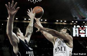 Real Madrid - Anadolu Efes: derrocar al líder